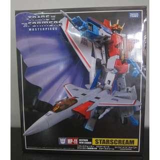 Transformer Masterpiece - 11 Starscream Takara
