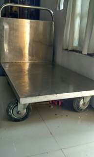 Handtruck stainless