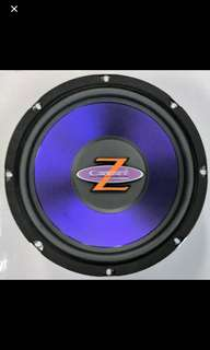 12 inch woofer with box