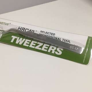 Vetus ST17 tweezer for eyelash extension
