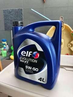 Elf engine oil