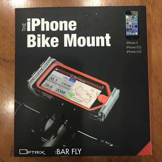 Optix Barfly  Case for iPhone 5 or 5S (with Bike Mount)