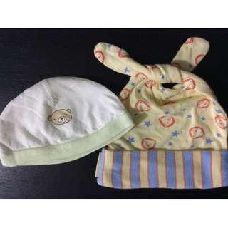 Infant Cap (2 pcs.)
