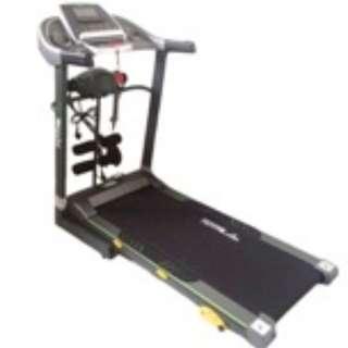 Treadmill 2 Hp 4 Fungsi Tl 288 Massager Manual Incline Terlaris