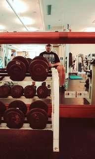 Gym Buddy/Buddies @ Delta Sports Complex Active Sg