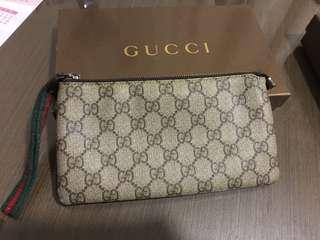 Gucci 長銀包 long Wallet clutch