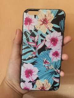 Floral Case for iPhone 6/s Plus