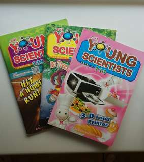 Young Scientists Level 3