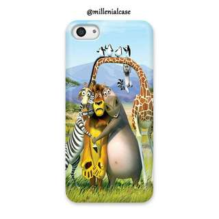 Premium madagascar hard/softcase(bs custom design)