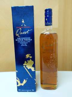 Johnny Walker  Quest Whisky