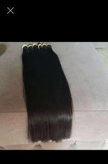 Hair ekstension/ rambut sambung Murah