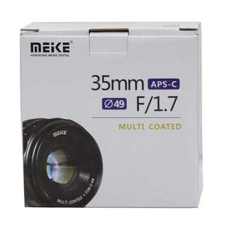 Meike Lens 35MM F/1.7