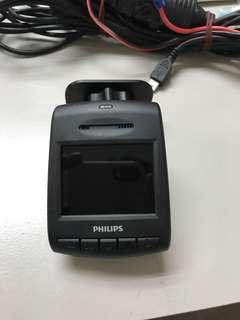 Philips ADR600 HD car camera