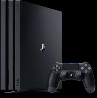 Ps4 Pro New set in box