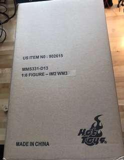 全新啡盒hot toys war machine 1.0 mms 331 水貨