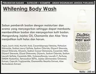 Whitening Body Wash