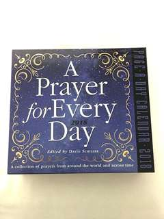 BN A prayer for everyday