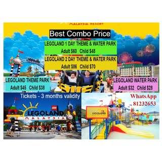 LEGOLAND Malaysia - Best Combo Price