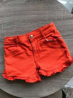 GUESS KIDS SHORT PANTS