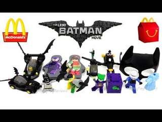 Macdonalds Batman Robin/Catwoman Tin
