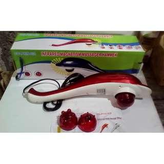 Alat Pijat HAMMER 3 In 1 Mesin DOLPHIN 808 Lumba-Lumba Getar Infrared Massager