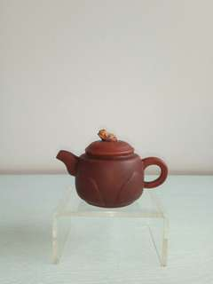Older Chinese Zisha Tea pot perfect condition