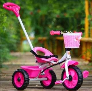 Kids Bike/push Chair