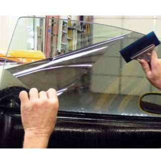 LTA approve Solar film for all cars & vans