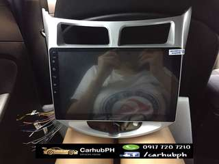 Android Head Unit (Hyundai Accent Panel)