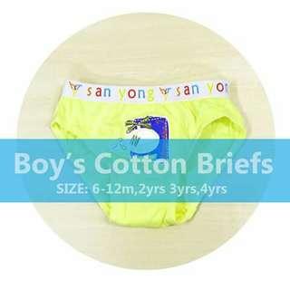 Boys Brief Underwear