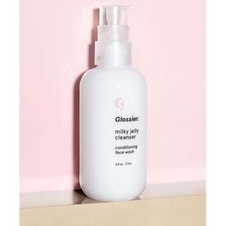✨ INSTOCK SALE: GLOSSIER Milky Jelly Cleanser