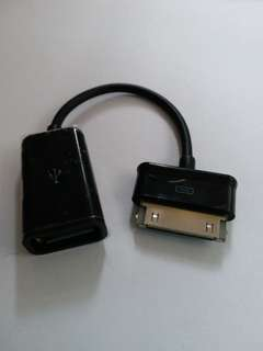 samsung tab 10.1 OTG USB cable
