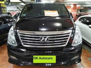 Hyundai H1 Tahun 2013 XG cRDI 2.5 Diesel Matic