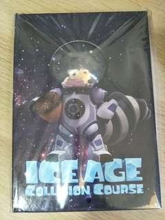Ice Age Hard Cover Notebook