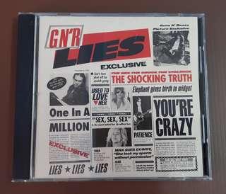 CD Guns N' Roses - G N' R Lies ( EU )