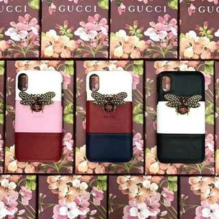 Gucci iPhone mobile case