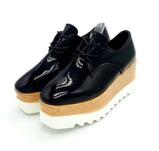 Mc Cartney High Platform Shoes