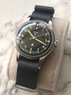 Smiths W10 Military Issue