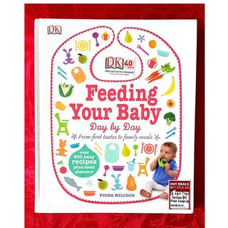 Feeding Your Baby Day by Day (Fiona Wilcock)