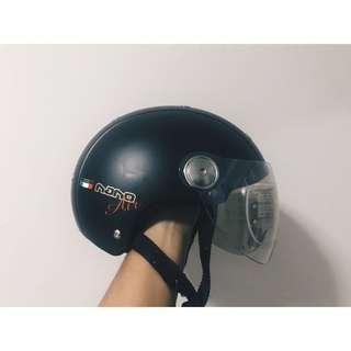 Black Beone Helmet