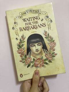 Waiting for the Barbarians - J.M. Coetzee