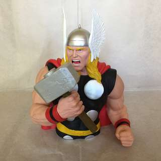 Marvel Comics Thor Bust Bank