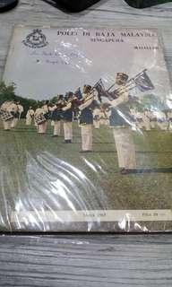 1965 police malaysia magazine