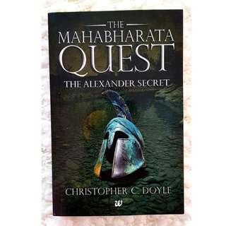 The Alexander Secret - Book 1 of The Mahabharata Quest Series