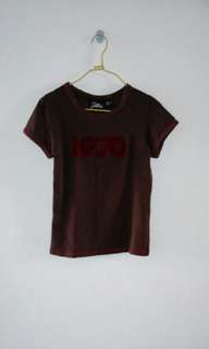 1970's MNG girls tee