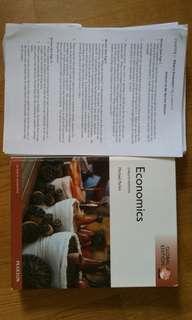 NTU AB0901 Principles of Economics Textbook Notes