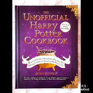 The Unofficial Harry Potter Cookbook (More than 150 Magical Recipes for Wizards and Non-Wizards Alike)