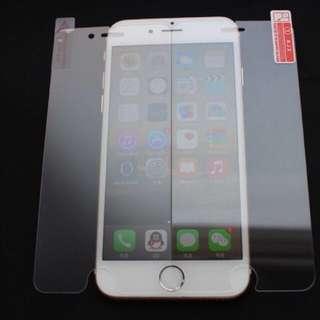 🚚 Premium iPhone 6 / 7 / 8 Plus Matte Tempered Glass Screen Protector