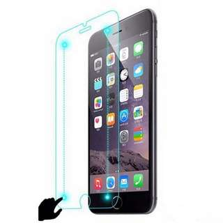 🚚 iPhone 6 6 Plus Smart Touch Technology Tempered Glass Screen Protector