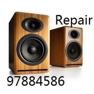 Speaker repair service 97884586